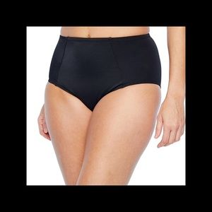 Women's Nike high waist swimsuit bottom NWT MEDIUM